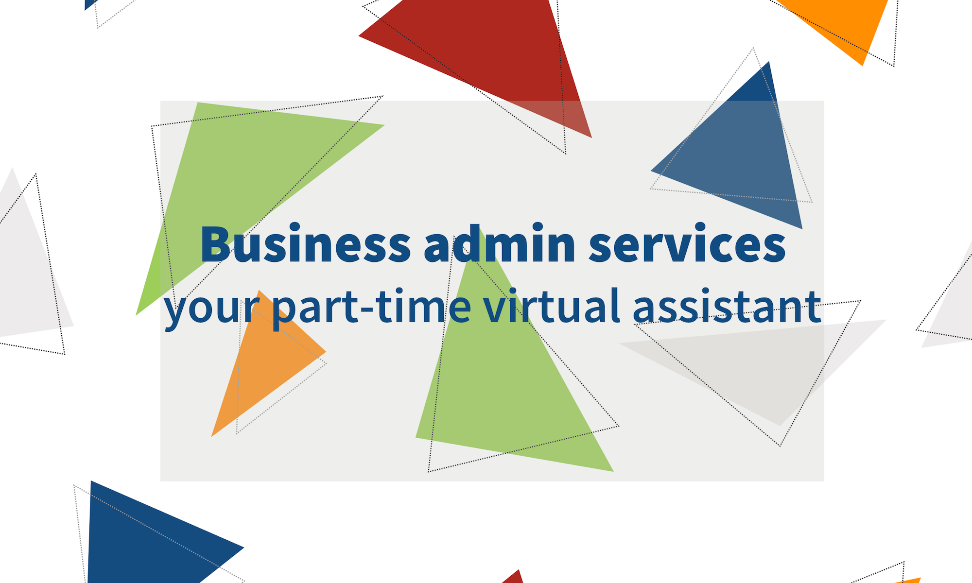business admin services